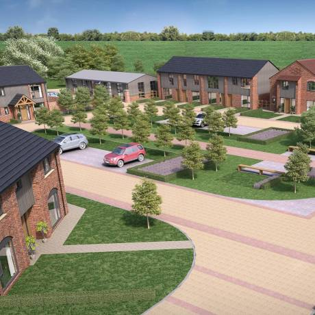 Auxesia Homes march to appoint Touchstone