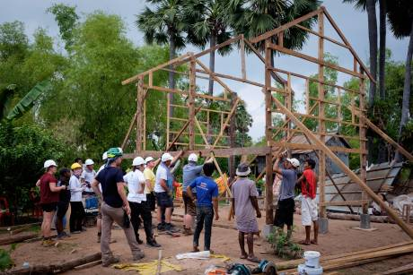 From Malawi to Cambodia – Touchstone continues its work with Habitat for Humanity Great Britain