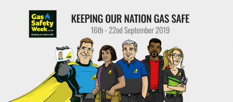 Touchstone supports Gas Safety Week 2019