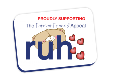Exciting news about our work with The Forever Friends Appeal