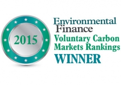 Voted Best Offset Retailer 2015 by Environmental Finance