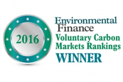 Voted winner of Best Offset Retailer Award by Environmental Finance for the Sixth Consecutive Year