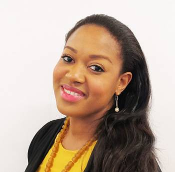 Sherah Beckley - Client Engagement Manager