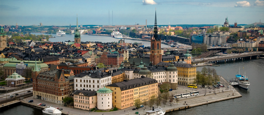 Stockholm: Natural Capital of the World
