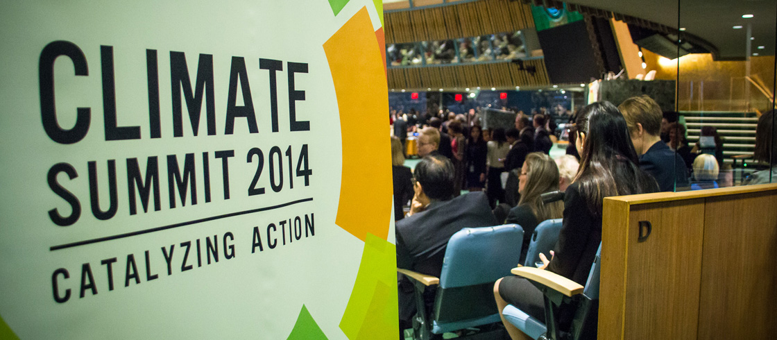 We've done the Climate Summit – is it all downhill from here?