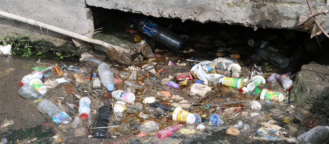 River Plastic: A Critical Combination of Clearance and Education